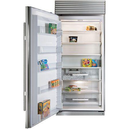 Sub Zero 36 Built In All Freezer BI 36F Abt