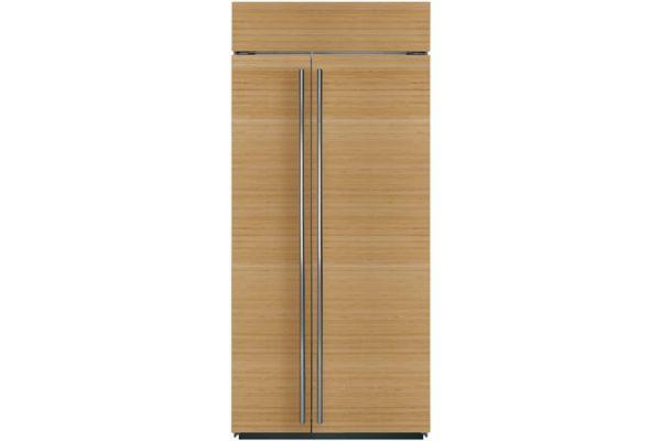 "Sub-Zero 42"" Built-In Side-By-Side Refrigerator - BI-42S/O"