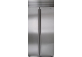 Sub-Zero - BI-36S/S/TH - Built-In Side-By-Side Refrigerators