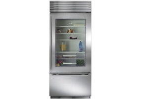 Sub-Zero - BI-36UG/S/TH - Built-In Bottom Mount Refrigerators
