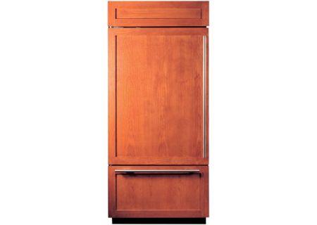 Sub-Zero - BI-36U/O-LH - Built-In Bottom Freezer Refrigerators