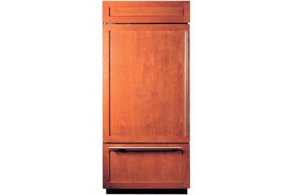 "Sub-Zero 36"" Left Hinge Built-In Bottom Freezer Refrigerator - BI-36U/O-LH"