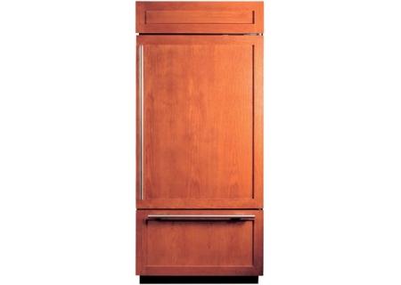 "Sub-Zero 36"" Built-In Bottom Freezer Refrigerator - BI-36U/O-RH"