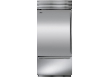 Sub-Zero - BI-36U/S/TH-LH - Built-In Bottom Freezer Refrigerators