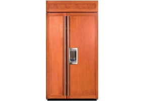 Sub-Zero - BI-42SD/O - Built-In Side-By-Side Refrigerators