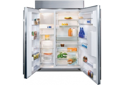 Sub-Zero - BI-48SD/O - Built-In Side-By-Side Refrigerators