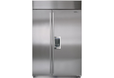 Sub-Zero - BI-48SD/S/TH - Built-In Side-By-Side Refrigerators