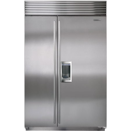 Sub Zero 48 Built In Refrigerator BI 48SDSTH