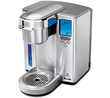 Breville Stainless Steel Gourmet Single Cup Brewer - BKC600XL - Abt