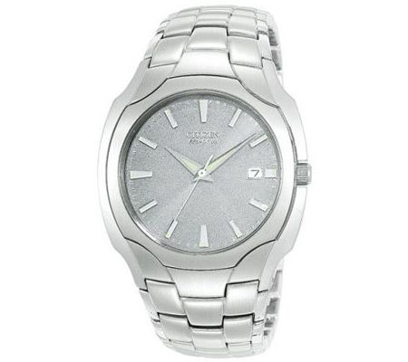 Citizen Eco Drive Caliber E111 Mens Watch BM601055A