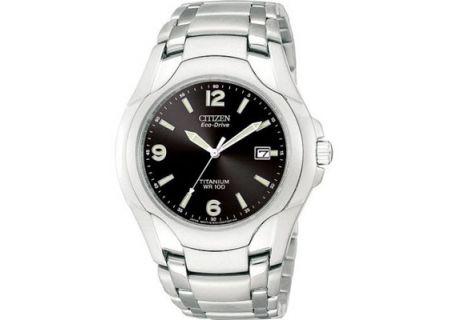 Citizen Eco-Drive Caliber E100 Mens Watch - BM606057F