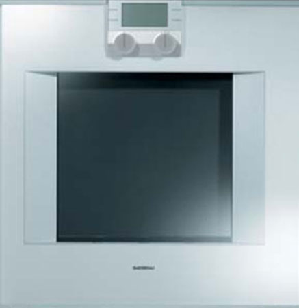 gaggenau single wall oven Think of it: a wall oven with a side opening door rather than an awkward pull-down door top-of-the-line gaggenau offers this great feature on their eb 200.