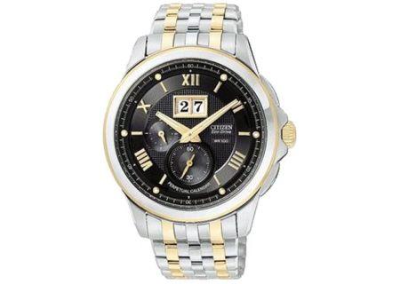 Citizen - BT0004-57E - Mens Watches