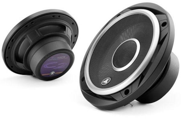 "Large image of JL Audio Evolution C2 6-1/2"" Coaxial Speakers (Pair) - 99618"