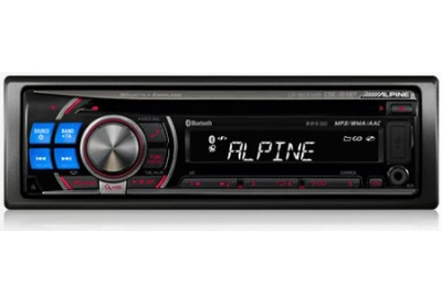 Alpine - CDE-103BT - Car Stereos - Single Din