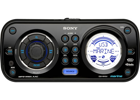 Sony - CDX-H910UI - Marine Radio