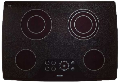 Thermador - CET304ZB - Electric Cooktops