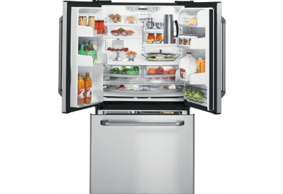 GE Cafe - CFCP1NIZSS - Bottom Freezer Refrigerators