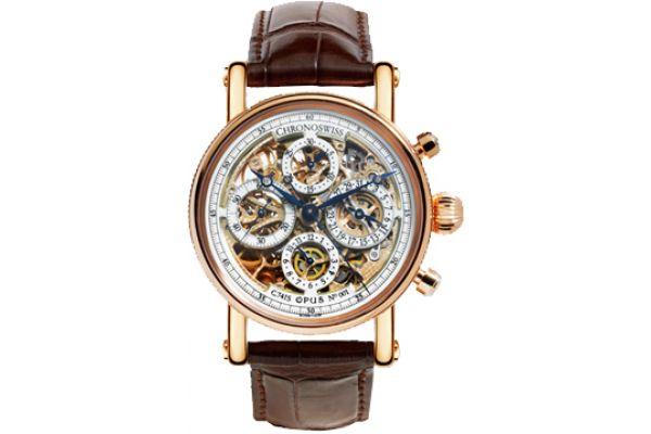 Chronoswiss Grand Opus Mens Watch - CH 7541 SR