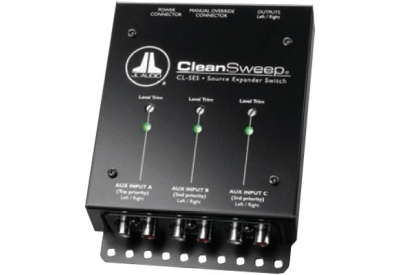 JL Audio - CL-SES - Mobile Equalizers