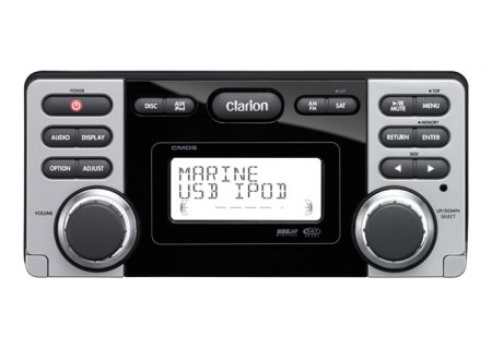 Clarion - CMD6 - Marine Audio