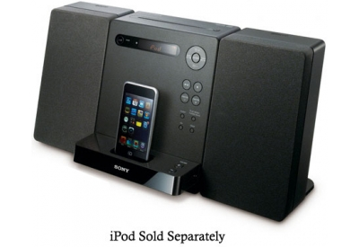 Sony - CMT-LX20I - Mini Systems & iPod Docks