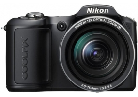 Nikon - COOLPIX L100 - Digital Cameras