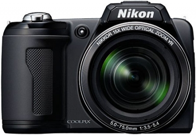 Nikon - COOLPIX L110B - Digital Cameras