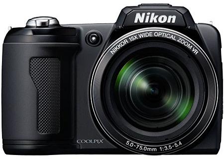 Nikon - COOLPIX L110B - Digital Cameras