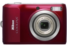 Nikon - COOLPIX L20 - Digital Cameras