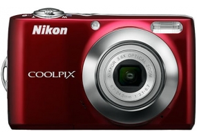Nikon - COOLPIX L22R - Digital Cameras