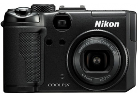 Nikon - COOLPIX P6000 - Digital Cameras