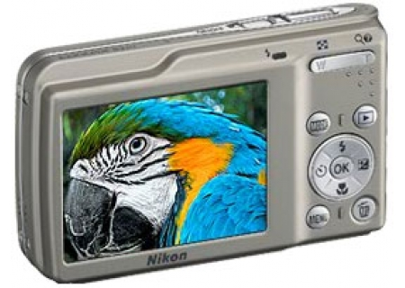 Nikon - COOLPIXS210BB - Digital Cameras