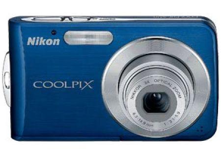 Nikon - COOLPIXS210CB - Digital Cameras