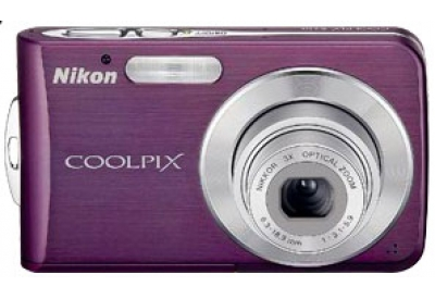 Nikon - COOLPIXS210P - Digital Cameras
