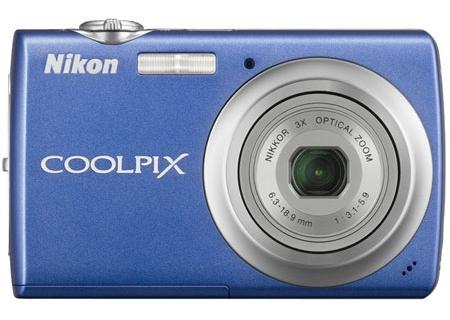 Nikon - COOLPIX S220CB - Digital Cameras