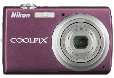 Nikon - COOLPIX S220P - Digital Cameras
