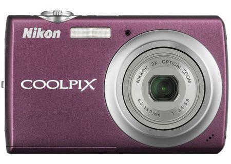 Nikon - COOLPIX S220P - Digital Cameras
