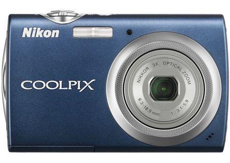 Nikon - COOLPIX S230NB - Digital Cameras
