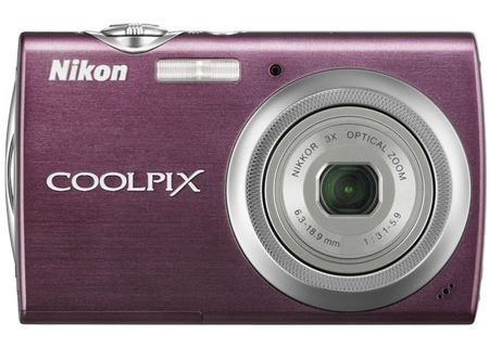Nikon - COOLPIX S230P - Digital Cameras