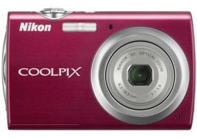 Nikon - COOLPIX S230R - Digital Cameras