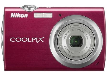 Nikon - COOLPIX S230R - Digital Cameras