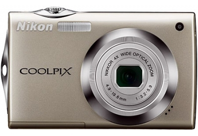 Nikon - COOLPIX S4000CS - Digital Cameras