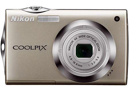 Nikon - COOLPIX S4000CS - Digital Cameras