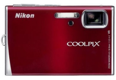 Nikon - COOLPIXS52CR - Digital Cameras