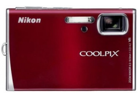 Nikon - COOLPIXS52CR - Digital Cameras