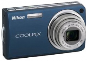 Nikon - COOLPIXS550CB - Digital Cameras