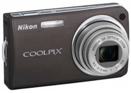 Nikon - COOLPIXS550GB - Digital Cameras