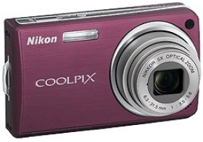Nikon - COOLPIXS550P - Digital Cameras