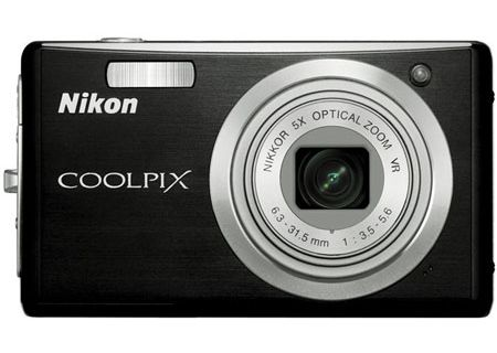 Nikon - COOLPIX S560 - Digital Cameras